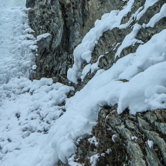 Ice Climbing, Canmore