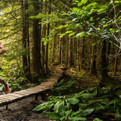 Running the Arc'teryx Squamish 50 23k
