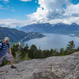 Acorns, Part 3: The Stawamus Chief