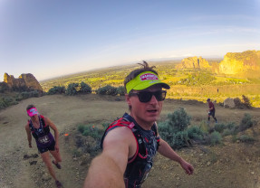 The Smith Rock Ascent Race Report