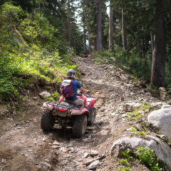 Canadian Wilderness Adventures: ATV Tour